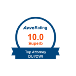 AVVO: Top DUI/DWI Attorney